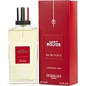 Habit Rouge Eau De Toilette Spray 3.4 oz for men by Guerlain