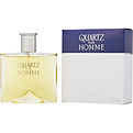Quartz Eau De Toilette Spray 3.3 oz for men by Molyneux