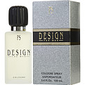 Design Cologne Spray 3.4 oz for men by Paul Sebastian