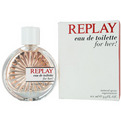 Replay Edt Spray 3.3 oz for women by Replay