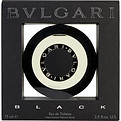Bvlgari Black Edt Spray 2.5 oz for unisex by Bvlgari