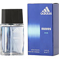 Adidas Moves Edt Spray 1 oz for men by Adidas