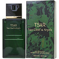 Tsar Eau De Toilette Spray 3.3 oz for men by Van Cleef & Arpels