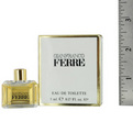 Ferre Eau De Toilette .17 oz Mini for women by Gianfranco Ferre