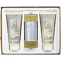 Bellagio Edt Spray 3.4 oz & Aftershave Balm 6.8 oz & Shower Gel 6.8 oz for men by Bellagio