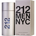 212 Edt Spray 3.4 oz for men by Carolina Herrera