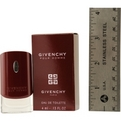 Givenchy Edt .13 oz Mini for men by Givenchy