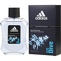 Adidas Ice Dive Edt Spray 3.4 oz for men by Adidas