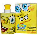 Spongebob Squarepants Edt Spray 3.4 oz for men by Nickelodeon