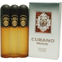 Cubano Bronze Edt Spray 4 oz for men by Cubano