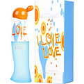 I Love Love Edt Spray 1 oz for women by Moschino