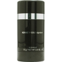 Kenneth Cole Signature Deodorant Stick Alcohol Free 2.6 oz for men by Kenneth Cole