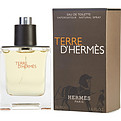 Terre d'Hermes Eau De Toilette Spray 1.6 oz for men by Hermes