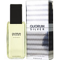 Quorum Silver Eau De Toilette Spray 3.4 oz for men by Antonio Puig