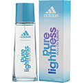 Adidas Pure Lightness Eau De Toilette Spray 1.7 oz for women by Adidas