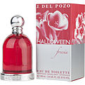 Halloween Freesia Eau De Toilette Spray 3.4 oz for women by Jesus Del Pozo