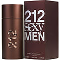 212 Sexy Edt Spray 3.4 oz for men by Carolina Herrera