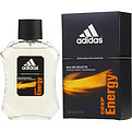 Adidas Deep Energy Edt Spray 3.4 oz for men by Adidas