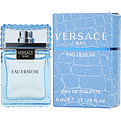 Versace Man Eau Fraiche Edt .17 oz Mini for men by Gianni Versace