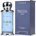 Thallium Edt Spray 3.3 oz for men by Jacques Evard