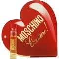 Moschino Couture Eau De Parfum Vial On Card for women by Moschino