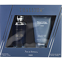 Thallium Edt Spray 3.3 oz & Shower Gel 3.3 oz for men by Jacques Evard