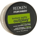Redken Mens Outplay Texture Putty Maximum Control 3.4 oz for unisex by Redken