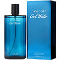 Cool Water Edt Spray 6.7 oz for men by Davidoff