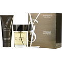 L'Homme Yves Saint Laurent Eau De Toilette Spray 3.3 oz & All Over Shower Gel 3.3 oz (Travel Offer) for men by Yves Saint Laurent