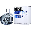 Diesel Only The Brave Eau De Toilette Spray 2.5 oz for men by Diesel