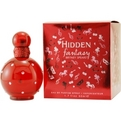 Hidden Fantasy Britney Spears Eau De Parfum Spray 1.7 oz for women by Britney Spears