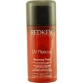 Redken Uv Rescue Recovery Treat After Sun Treatment 3.4 oz for unisex by Redken