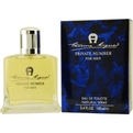 Aigner Private Number Eau De Toilette Spray 3.4 oz for men by Etienne Aigner