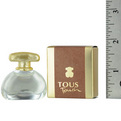 Tous Touch Eau De Toilette .13 oz Mini for women by Tous