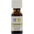 Essential Oils Aura Cacia Lavender-Essential Oil .5 oz for unisex by Aura Cacia
