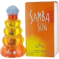 Samba Sun Edt Spray 3.4 oz for women by Perfumers Workshop