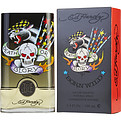Ed Hardy Born Wild Edt Spray 3.4 oz for men by Christian Audigier