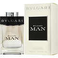 Bvlgari Man Edt Spray 3.4 oz for men by Bvlgari