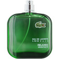 Lacoste Eau De Lacoste L.12.12 Vert Edt Spray 3.4 oz *Tester for men by Lacoste