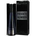 FUJIYAMA PRIVATE NUMBER Cologne par
