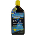 Carlson The Very Finest Fish Oil Omega 3's Dha & Epa -Lemon Flavor--16.9 oz for unisex by Carlson