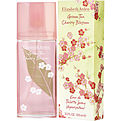 Green Tea Cherry Blossom Eau De Toilette Spray 3.4 oz for women by Elizabeth Arden