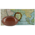 Caswell Massey Sandalwood Woodgrain Soap Trio --3x5.8oz for women by Caswell Massey