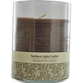 CHOCOLATE HAZLENUT SCENTED Candles ar Chocolate Hazlenut Scented