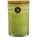 SPEARMINT, PEPPERMINT & WINTERGREEN Candles ved