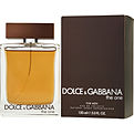 The One Eau De Toilette Spray 5 oz for men by Dolce & Gabbana