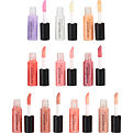 Exceptional-Because You Are 10 Piece Mini Lip Gloss Set Each .04 oz/1.2 ml for women by Exceptional Parfums