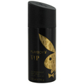 Playboy Vip Body Spray 5 oz for men by Playboy