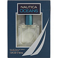 Nautica Oceans Eau De Toilette Spray 1 oz for men by Nautica