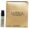 La Perla Just Precious Eau De Parfum Vial On Card for women by La Perla